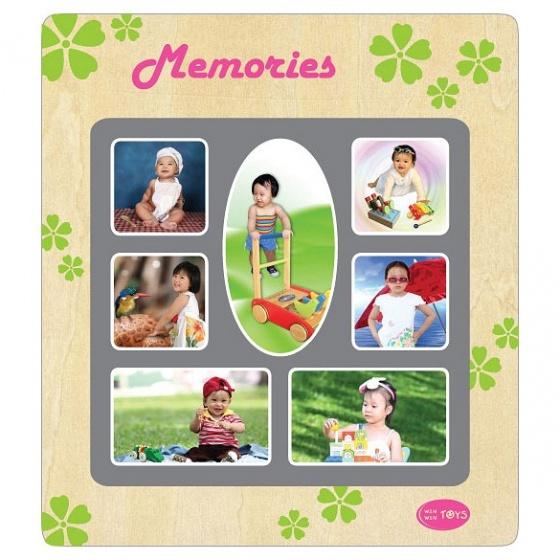 Khung hình Memories để bàn Winwintoys 61802