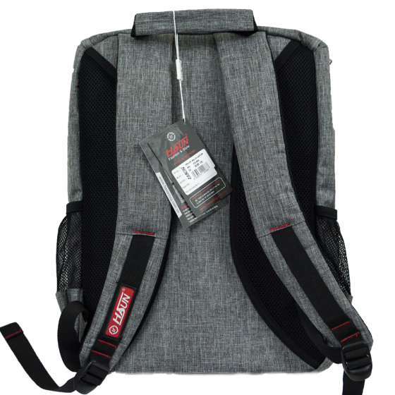 Balo laptop thời trang HASUN HS 656 - Xám nhạt
