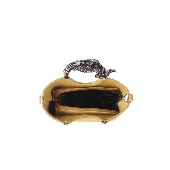 Túi thời trang Verchini màu vàng 02002976