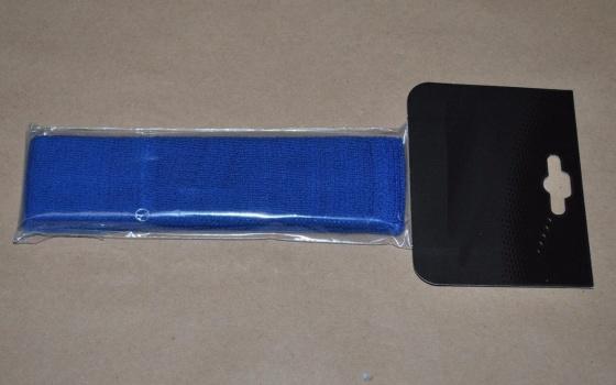 Băng trán thể thao nữ thoáng khí thấm mồ hôi (blue) mềm mại, chất liệu cao cấp