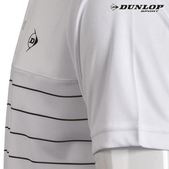 Áo thể thao nam Dunlop - DASLS8084-1C-WT (trắng)
