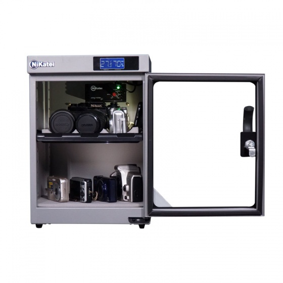 Tủ chống ẩm cao cấp NC-30C Silver Plus (30 lít)