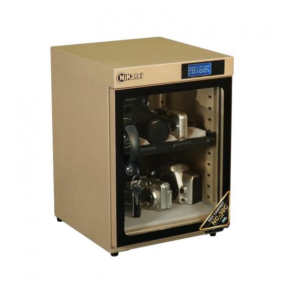 Tủ chống ẩm cao cấp Nikatei NC-30C Gold Plus (30 lít)