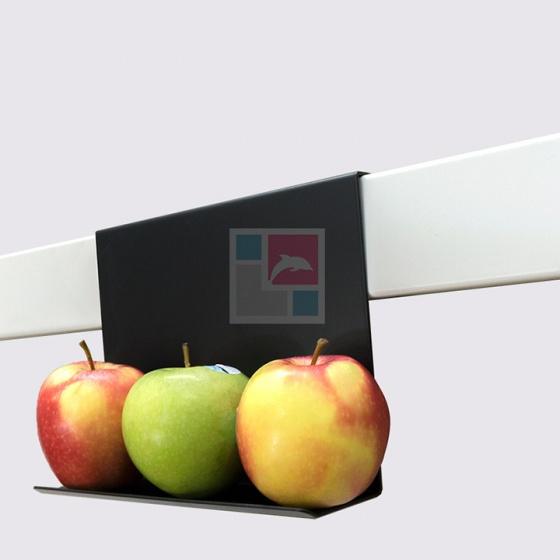 Kệ nhà bếp rack SMLIFE 60cm – Số 1 - Màu đen