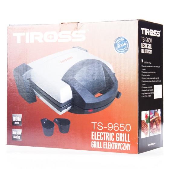 Kẹp nướng điện đa năng Tiross TS9650