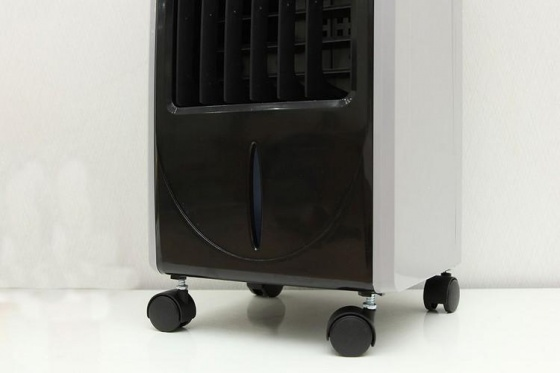Quạt làm lạnh không khí Kachi QLM01 (đen) + Tặng bút chống cận thông minh