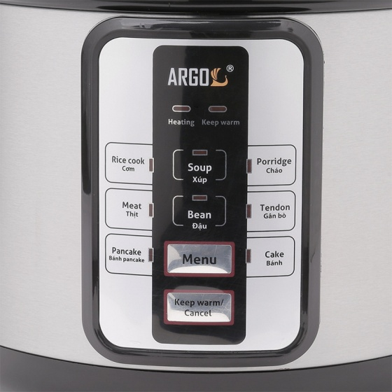 Nồi áp suất điện tử Argo APPC-502