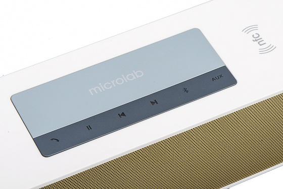 Loa Microlab MD 215 - Màu vàng