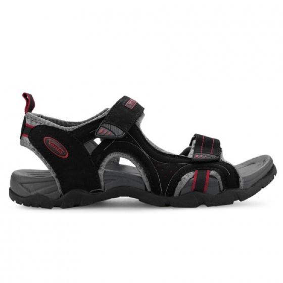 Giày sandal nam 2 quai ngang hiệu Vento NV3610B