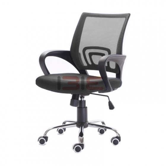 Ghế văn phòng IBIE IB517 màu đen