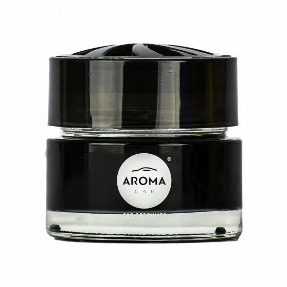 Nước hoa ô tô dạng gel Aroma Car Gel 50ml - Black