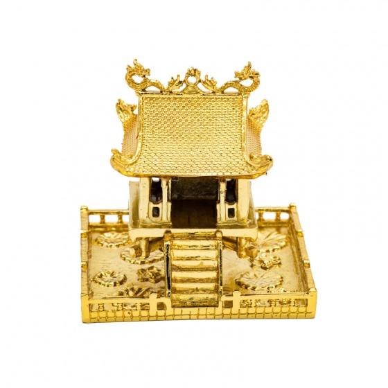 Chùa một cột mạ vàng – Quà tặng cho người nước ngoài
