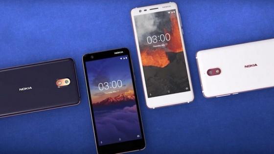 Điện thoại Nokia 3.1 16 GB Blue