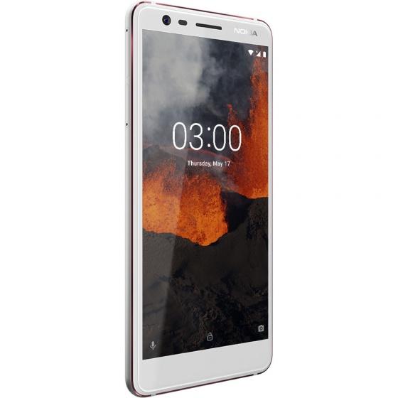 Điện thoại Nokia 3.1 16GB White