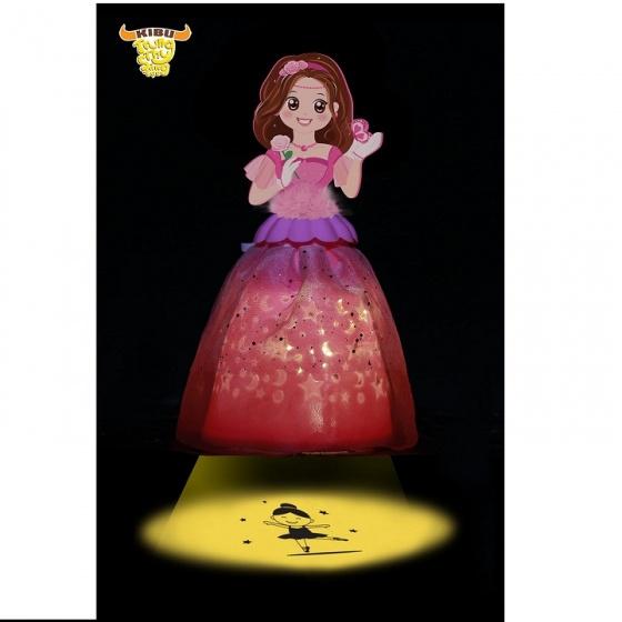 Lồng đèn ước mơ Kibu - Công chúa thiên nhiên