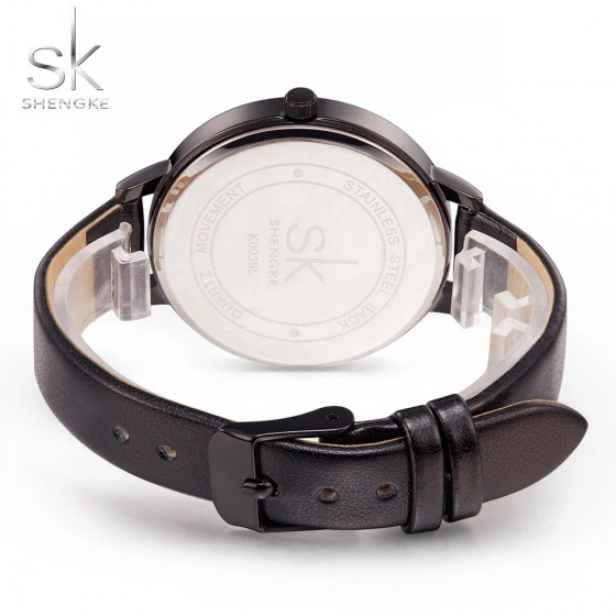 Đồng hồ nữ chính hãng Shengke UK K0039L-02