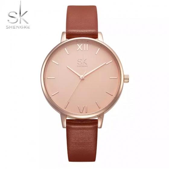 Đồng hồ nữ chính hãng Shengke UK K0039L-03