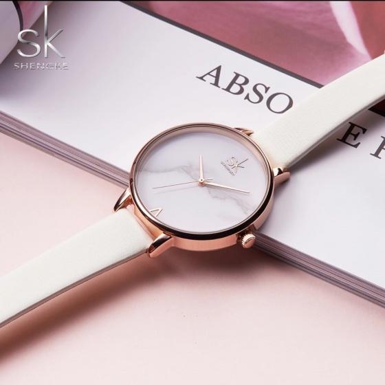 Đồng hồ nữ chính hãng Shengke UK K0039L-04