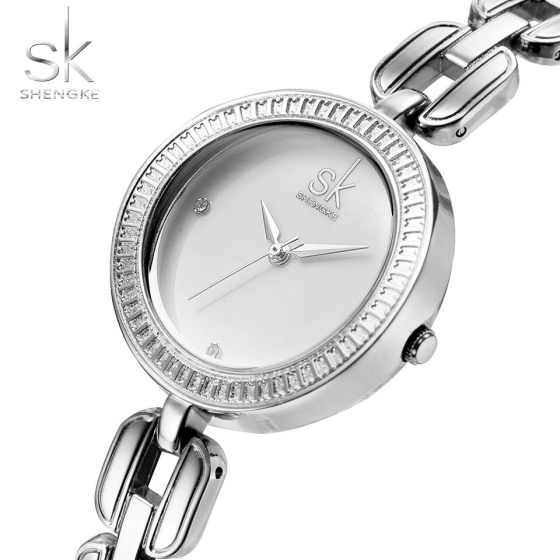 Đồng hồ nữ Chính Hãng Shengke Korea K0003L-01