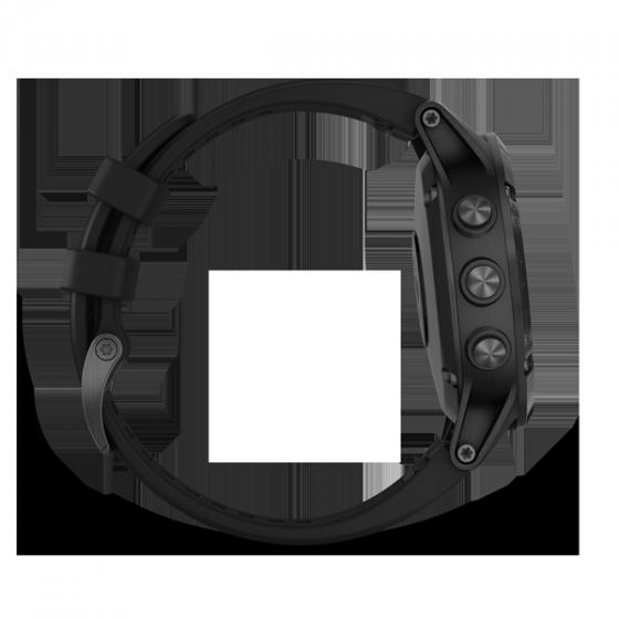 Đồng hồ thông minh Garmin Fenix 5 Plus BlackBand 010-01988-75 - Hàng Chính Hãng