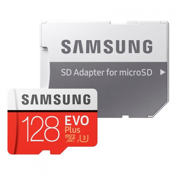Thẻ nhớ Micro SD 128Gb Samsung Evo plus CL10W Class 10