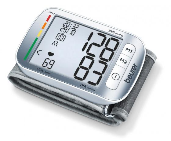 Beurer - Máy đo huyết áp cổ tay điện tử 13.5 - 23 cm