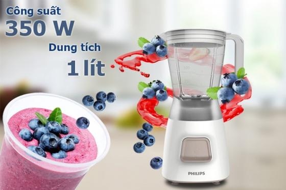 Máy xay sinh tố Philips HR2056