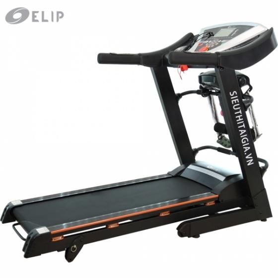 Máy chạy bộ điện đa năng Elip 1552