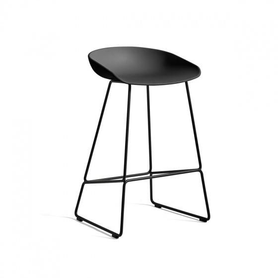 Ghế bar Hay About Stool chân sắt đặc cho quán cafe ở TP. HCM- Mã 403E