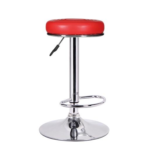 Ghế quầy bar nệm chân cao – Mã: 408