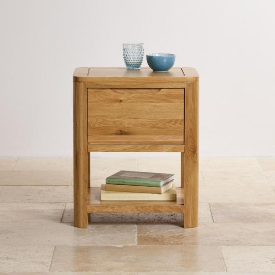 Tủ đầu giường Emley 1 ngăn gỗ sồi - Cozino