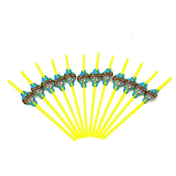 Ống hút nhiều màu sc0300