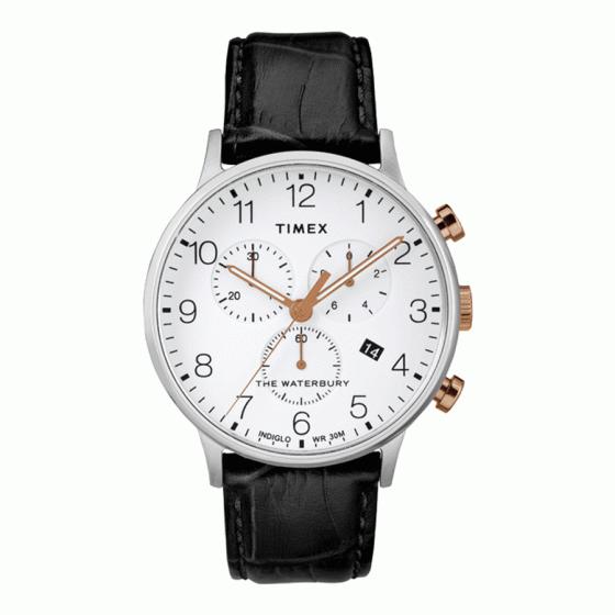 Đồng hồ nam Timex Waterbury Classic Chronograph 40mm - TW2R71700