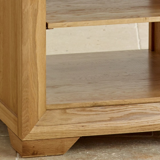 Bàn góc Camber gỗ sồi - Cozino