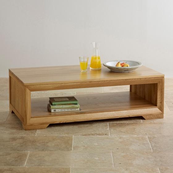 Bàn sofa Camber gỗ sồi – Cozino