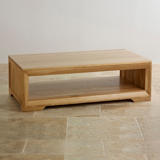 Bàn sofa Camber gỗ sồi - Cozino