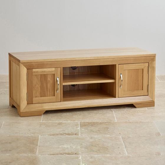 Tủ tivi lớn Camber gỗ sồi  - Cozino