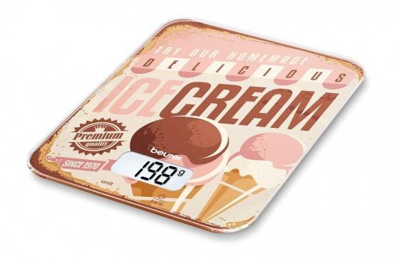 Beurer - Cân nhà bếp điện tử Icecream KS19ICECREAM