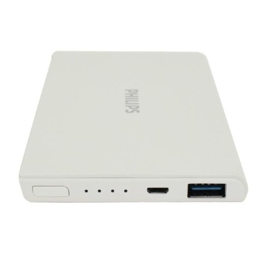 Pin sạc dự phòng Philips DLP1130C 10000mAh tích hợp USB-C