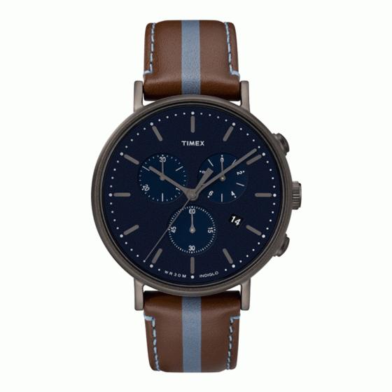 Đồng hồ nam Timex The Fairfield Chronograph - TW2R37700