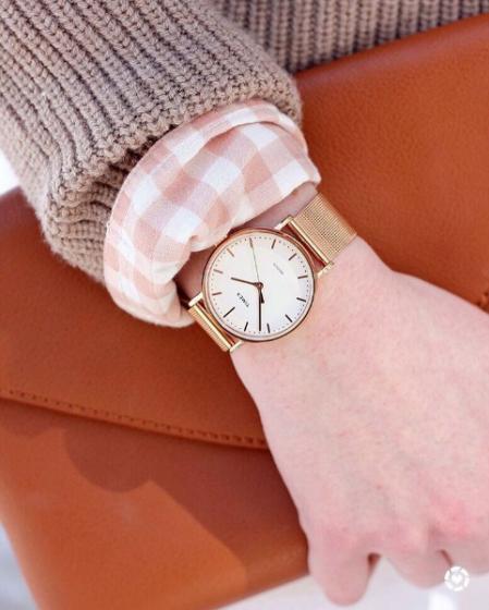 Đồng hồ nữ Timex The Fairfield 37mm - TW2R26400
