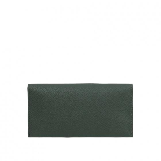 Bóp cầm tay Verchini màu xanh rêu 010108