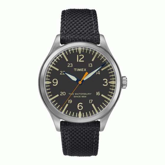 Đồng hồ Unisex Timex Waterbury Traditional 38mm - TW2R38800
