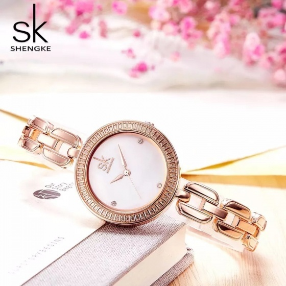 Đồng hồ nữ chính hãng Shengke UK K0003L03