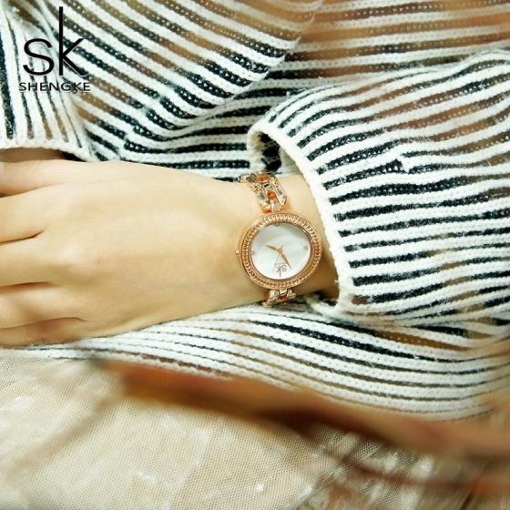 Đồng hồ nữ chính hãng Shengke Korea K0003L03