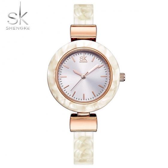 Đồng hồ nữ chính hãng Shengke K0070L-02