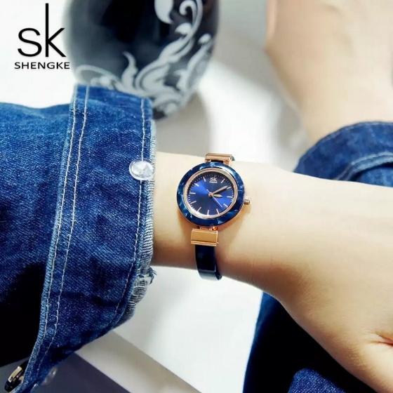 Đồng hồ nữ chính hãng Shengke K0070L-03