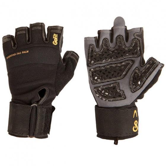 Găng tay hỗ trợ cổ tay Diamond-Tac Wrist Wrap Gloves size L