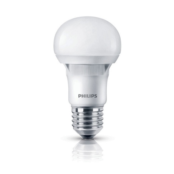 Bóng đèn Philips Ecobright Led Bulb 5W 6500K đuôi E27 A60 - Ánh sáng trắng