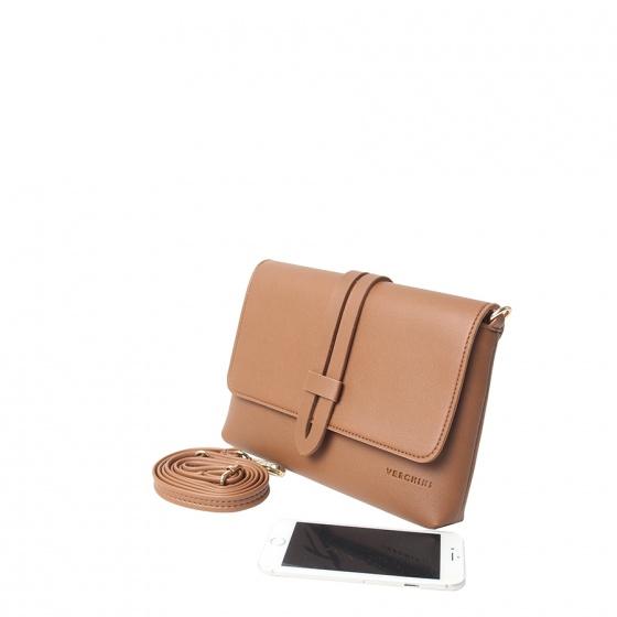 Túi thời trang Verchini màu nâu 13000221